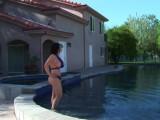 Vidéo porno mobile : Very big tits, very big ass and very big black cock!